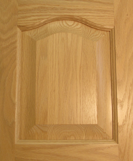 Cathedrial Raised Panel (Oak)