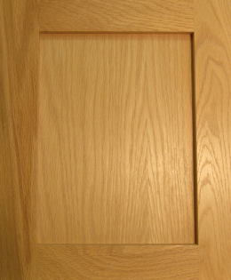 Shaker Panel (Oak Plywood)