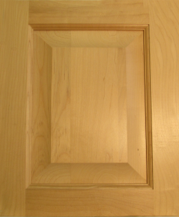 Maple Raised Panel (Paint)