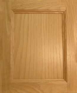 Flat Panel (Oak Plywood)