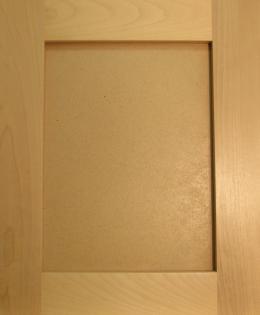 Shaker Door – Paint Grade