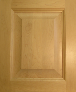 Raised Panel in Maple