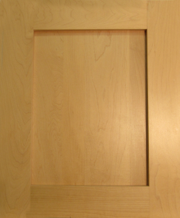 Maple Shaker Door