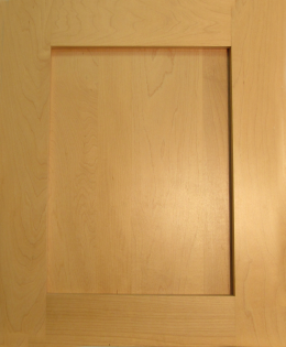 Maple Shaker (Plywood)