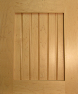 Solid Beaded Panel (Maple)